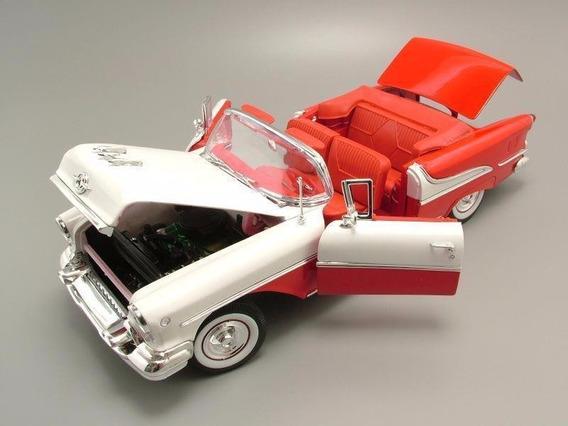 Oldsmobile Super 88 - 1955 Welly - Auto Convertible Clasico