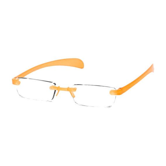Lentes Gafas Lectura Optica B+d Fly Reader Amarillo +2.50