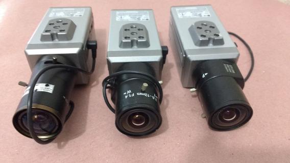 Camera Segurança Lg Lvc-s60hm Color Ccd Lente 2.8-12mm 1.4cs
