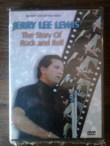 Jerry. Lee Lewis. The. Story. Of. R.ock&.roll ( Dvdimportado