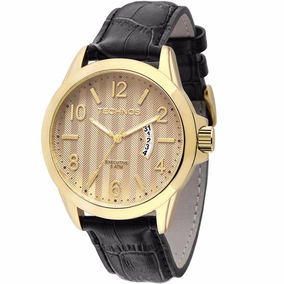 Relógio Technos Classic Executive Analógico 2115kre/0x