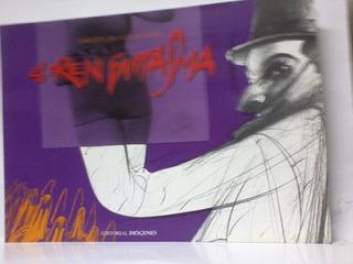El Tren Fantasma Dibujos De Luis Scafati. Editorial Diogenes