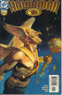 Hawkman # 1 Hq Comic Book Original Importado