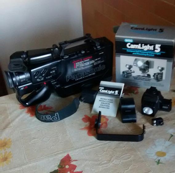 Filmadora Panasonic Afx 6 ( Pv 602 )