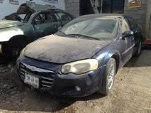 Desarmo En Partes Chrysler Cirrus 2.4 Turbo Aut 2006