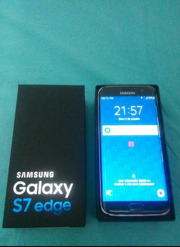 Samsung S7 Edge  + Óculos 3d