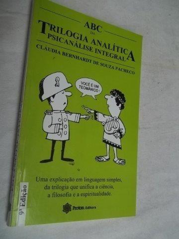 * Livro - Trilogia Analitica - Psicologia