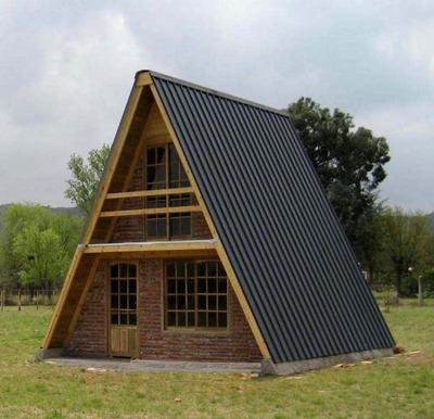 Cabañas Alpinas Y Normandas - Fabricacion / Construccion
