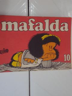 Mafalda 10 (sebo Amigo)