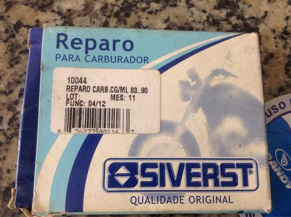 Honda 83/1990-reparo Carburador Moto 125cc