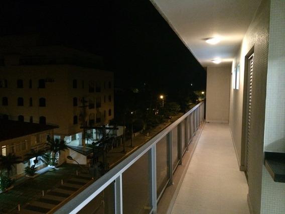 Apartamento Novíssimo Completo Na Praia Da Enseada-guarujá