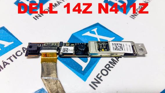 Webcam + Flat Dell 14z N411z