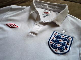 Camisa Umbro Seleção Inglaterra / England Team - Tamanho Pp