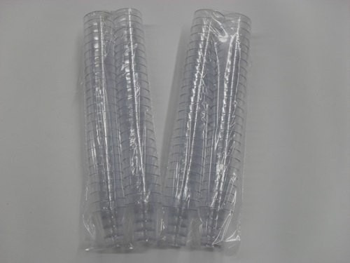 Kit C 1.000 Calices Copinhos De Acrilico Para Santa Ceia