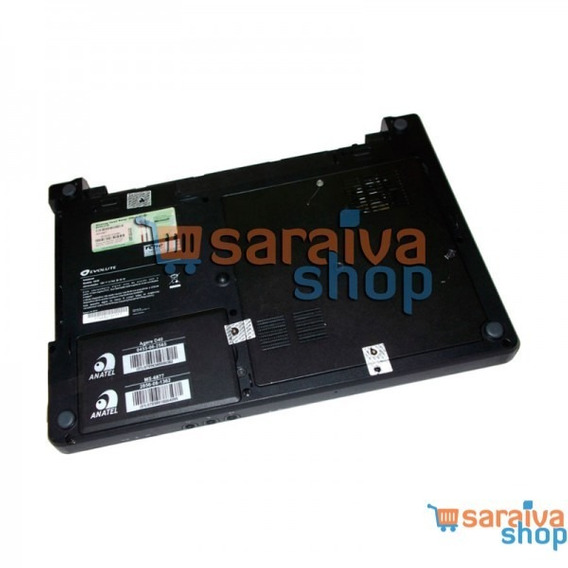 Carcaça Base Inferior Evolute S430 Msi Mega Book S430 Ms-14