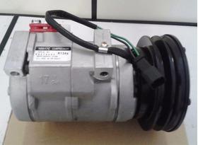 Compressor 10s17c Máquina Caterpillar 310 / 320 - Novo