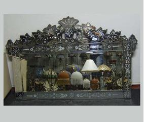 Espelho Veneziano Importado ( M001 )