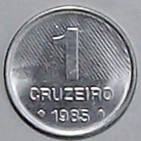 Moeda De 1 Cruzeiro Do Ano De 1982