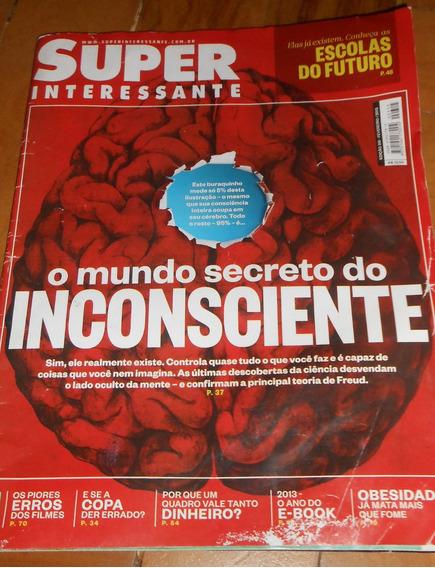 Revista Superinteressante Fev 13 Mundo Secreto Inconsciente