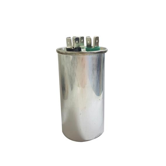 Capacitor Duplo Vix 70+5 Mf 380 Volts