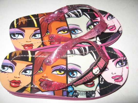 Ojotas Monster High