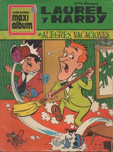 Laurel Y Hardy Alegres Vacaciones - El Gordo Y El Flaco (k)