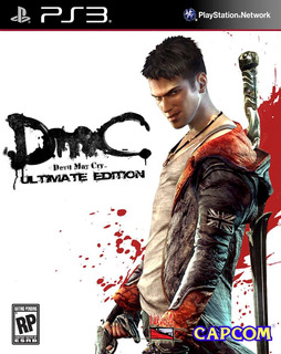 Dmc Devil May Cry Ultimate Edition Ps3 Digital Gcp