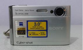 Câmera Fotográfica Sony Dsc-t70
