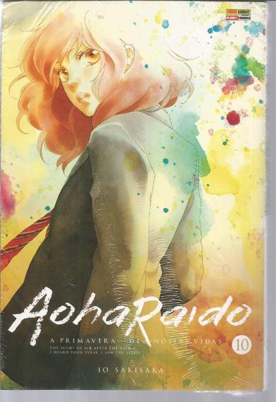 Aoharaido 10 - Panini - Bonellihq Cx41 E19