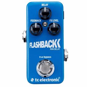 Pedal Guitarra Tc Electronic Mini Flashback Delay - Pd1018