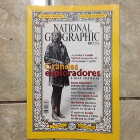 Revista National Geographic 34 A Especial De Colecionador C2