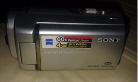 Filmadora Sony Handicam