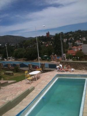 Alquilo X Temporada, Cabaña A Metros Del Lago, En Carlos Paz