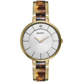 Relógio Orient Ftss0032 S1km Feminino Dourado - Refinado