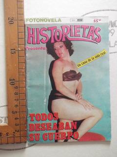 Fotonovela Historietas De 1980,ed.sol S.a.