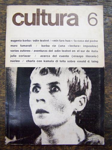 Cultura Nº 6 * Septiembre 1975 * Comuna Cultural *