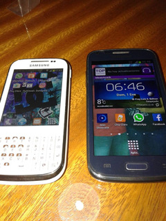 Samsung Galaxy Chat 5330 Blanco Excelente