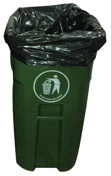 Sacos P/lixo 240 Litros 1,17x1,32x0,12 - Pct C/99 Unidades