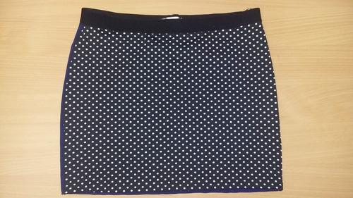 Minifalda Elastizada Jazmin Chebar 6 Cuotas Sin Interes
