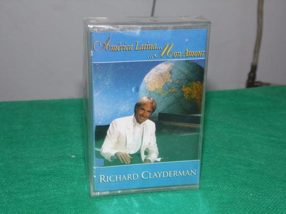Richard Clayderman Nova Internacional Fita K7 Original Globo