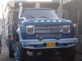 Dodge 600 Volqueta (reparada)