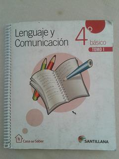 Lenguaje Y Comunicacion. Santillana. Casa Del Saber.