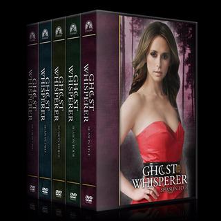 Ghost Whisperer Coleccion En Dvd Lat + Envio Gratis
