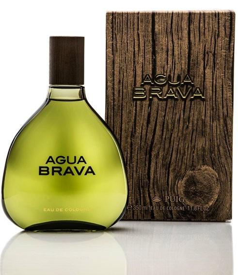 Perfume Agua Brava By Antonio Puig Men Edc 200ml Gigante S