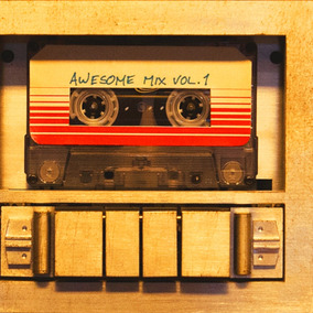 Cd Guardians Of The Galaxy Awesome Mix Vol.1 Lacrado Fabrica