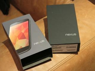 Caixa Lg Nexus 4, Completa, (sem O Smartphone)