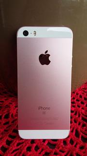 iPhone SE Rose Golde 64gb