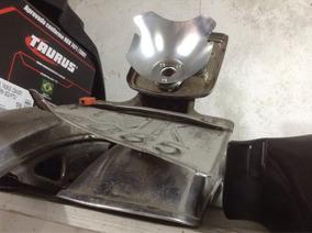 Intruder 250cc-paralama Traseiro+carcaça Lanterna