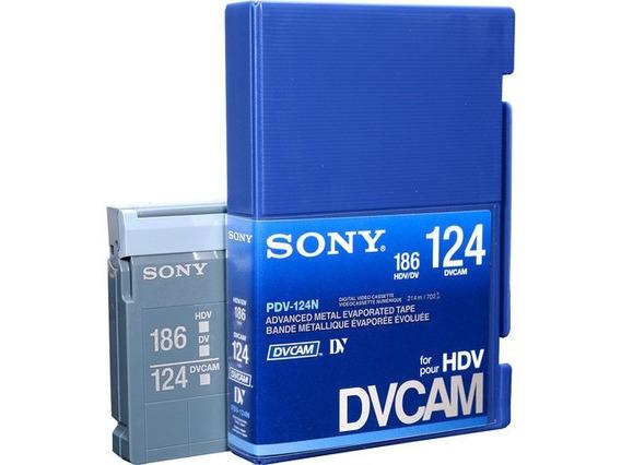 Cinta Dvcam Sony Pdv 124
