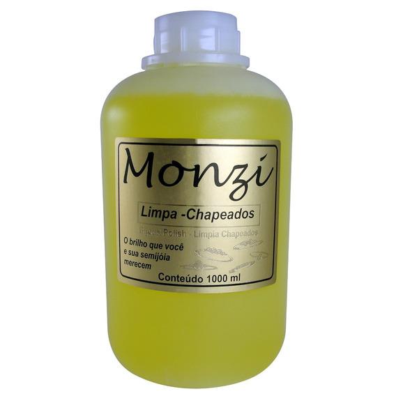 Monzi - Limpa Semi-joias 1 Litro